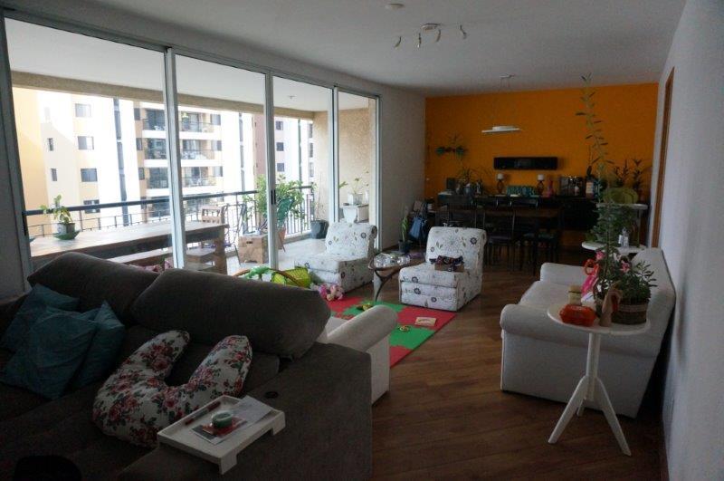 Apto 3 Dorm, Brooklin Paulista, São Paulo (AP12325) - Foto 2