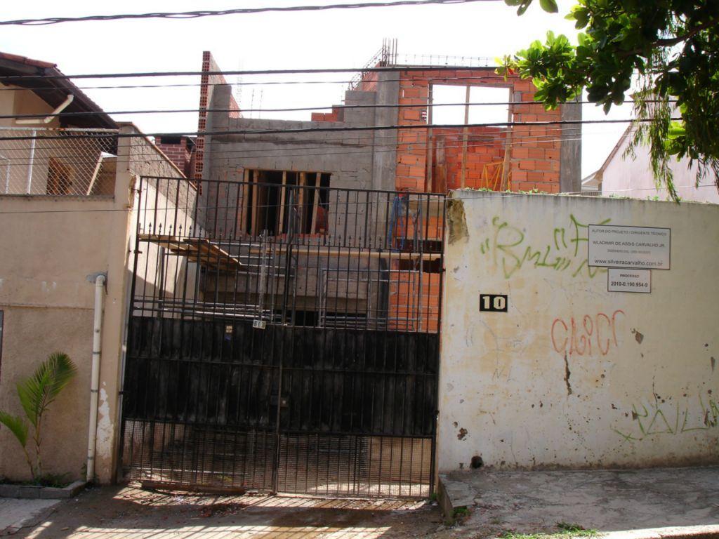 Casa 2 Dorm, Jardim Prudência, São Paulo (CA0549)