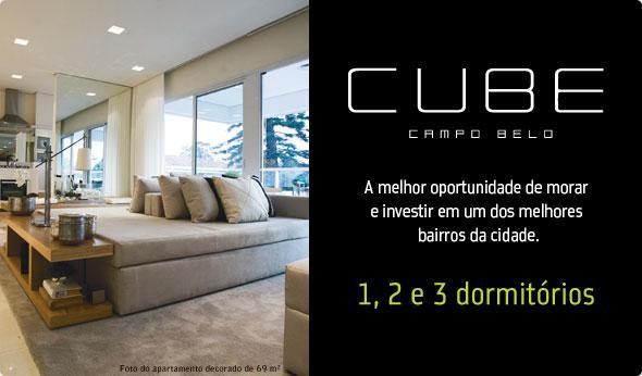 Apto 2 Dorm, Campo Belo, São Paulo (AP7075)