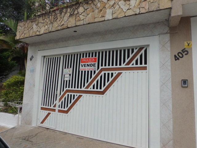 Total Imóveis - Casa 4 Dorm, Interlagos, São Paulo