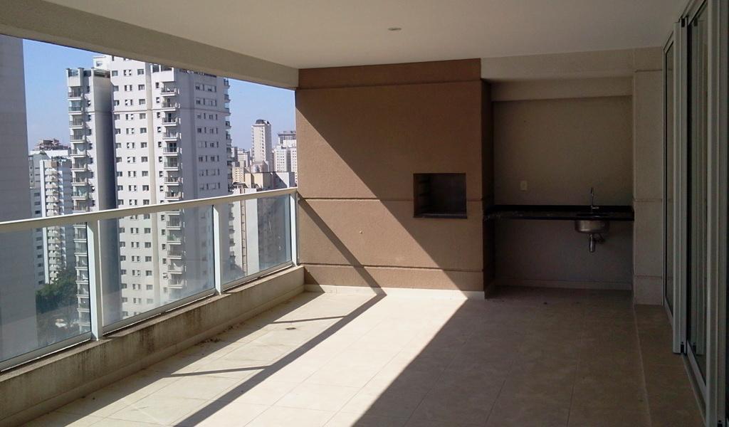 Paulista Imóveis - Apto 5 Dorm, Campo Belo