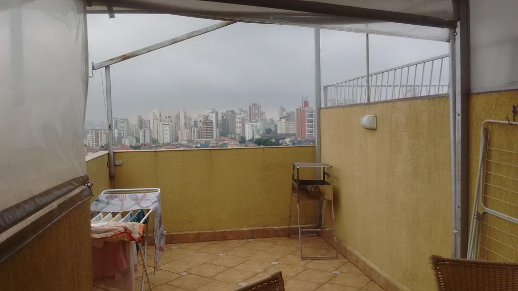 Cobertura 2 Dorm, Vila Santa Catarina, São Paulo (CO0421)