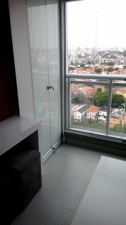 Apto 1 Dorm, Campo Belo, São Paulo (AP14932) - Foto 12