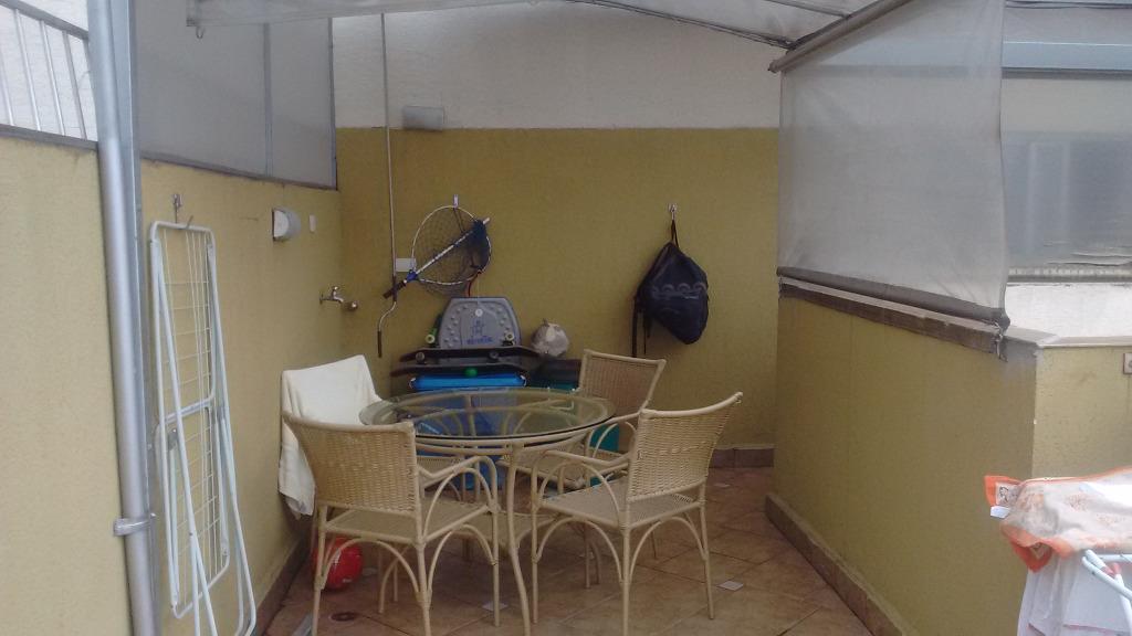 Cobertura 2 Dorm, Vila Santa Catarina, São Paulo (CO0421) - Foto 6