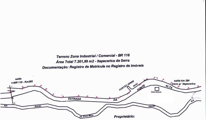 Total Imóveis - Terreno, Ressaca (303063) - Foto 3
