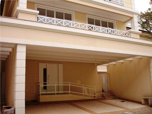 Casa 4 Dorm, Campo Belo, São Paulo (CA0487)