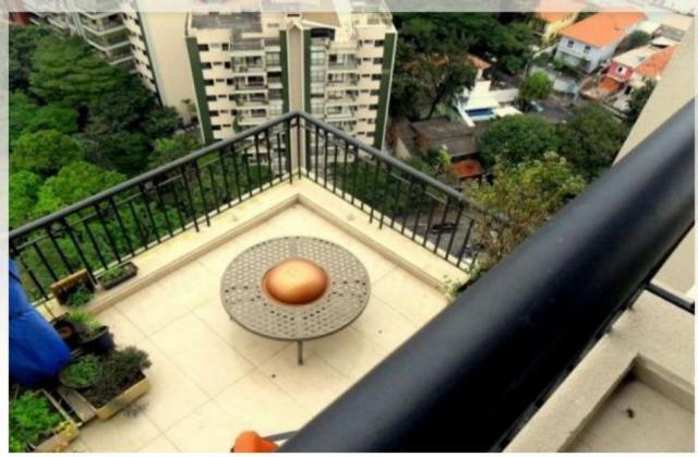 Cobertura 4 Dorm, Vila Mariana, São Paulo (CO0378) - Foto 10