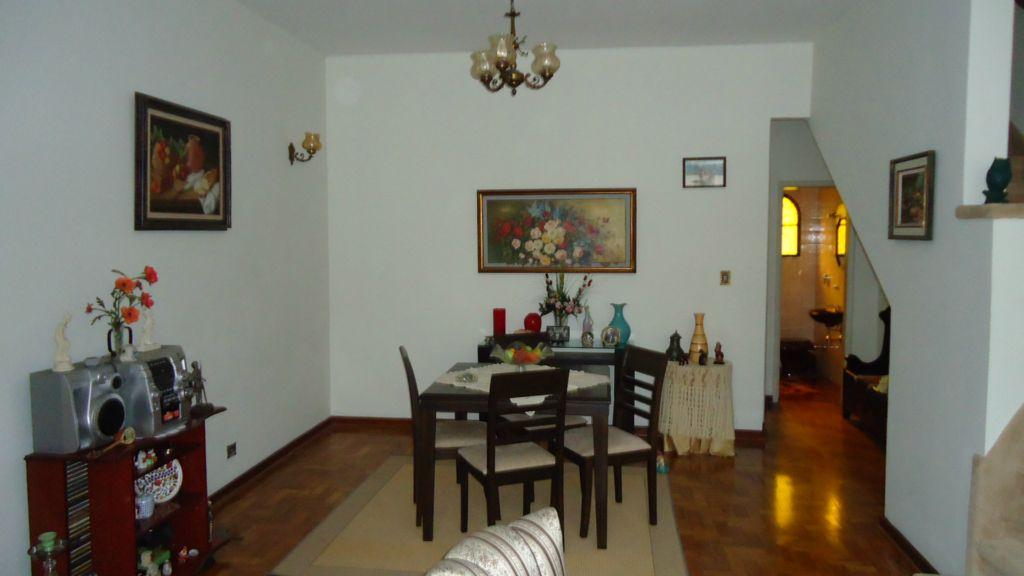 Casa 3 Dorm, Brooklin, São Paulo (SO0820)