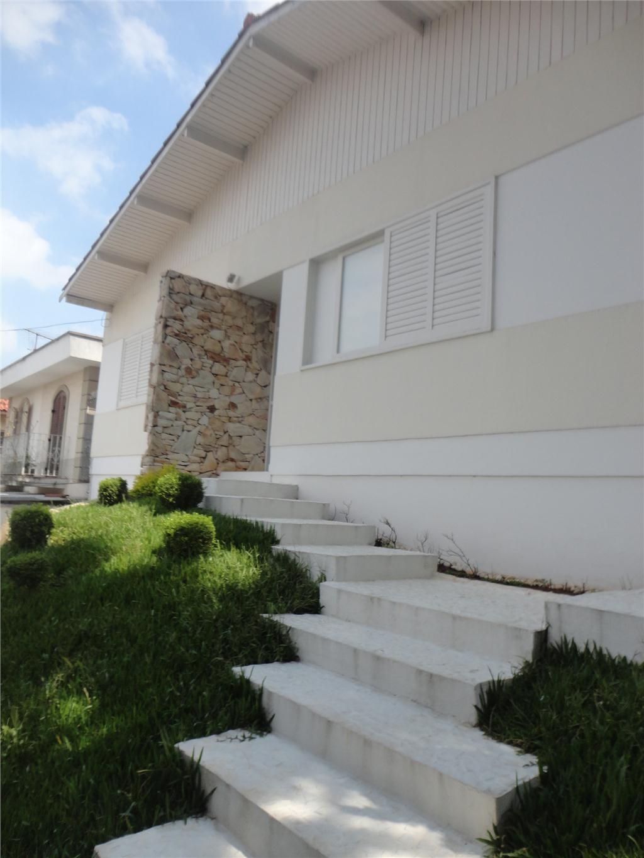 Total Imóveis - Casa 4 Dorm, Chácara Monte Alegre