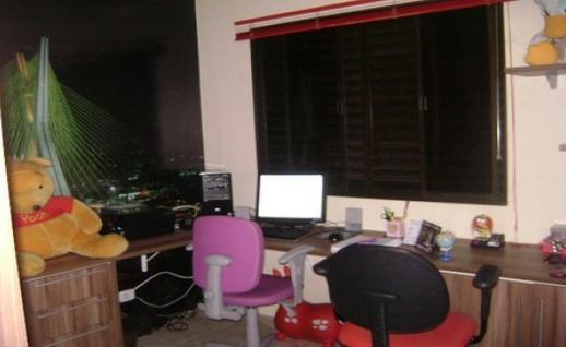 Total Imóveis - Casa 3 Dorm, Campo Grande (303029) - Foto 6