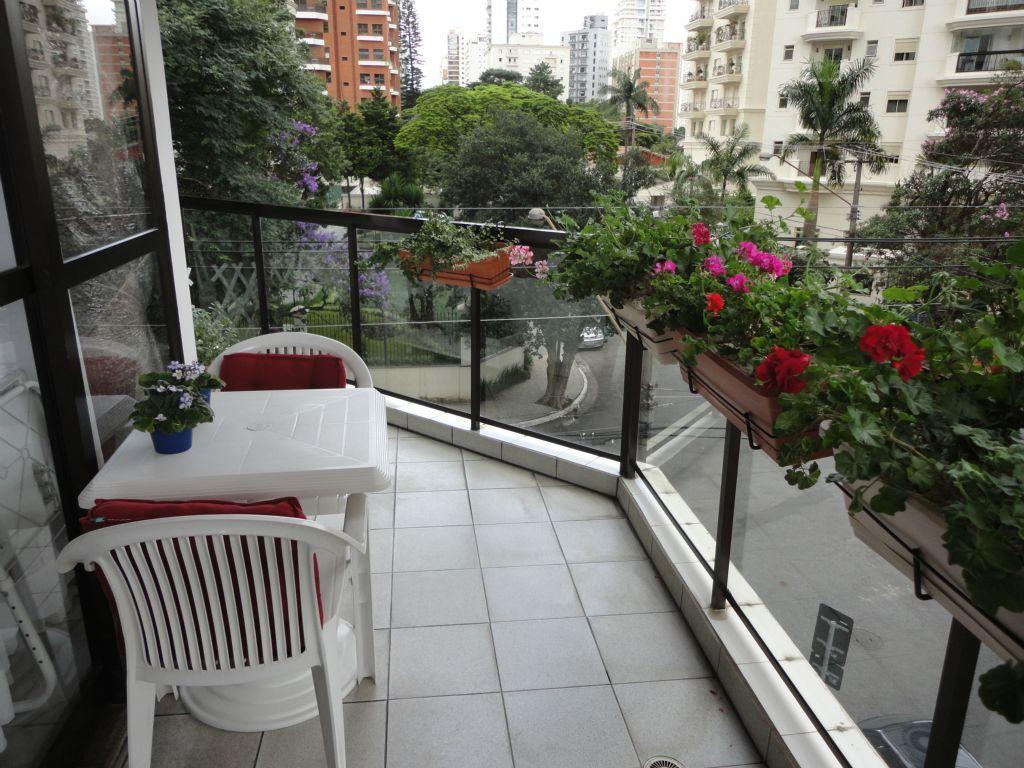 Apto 4 Dorm, Brooklin, São Paulo (AP4424)