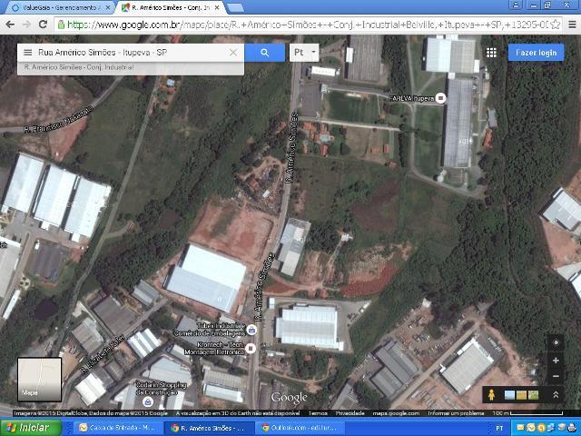 Área industrial à venda, Chave, Itupeva - AR0035.