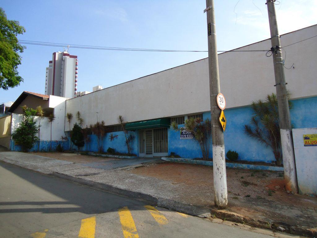 Galpão comercial para venda e locação, Anhangabaú, Jundiaí.