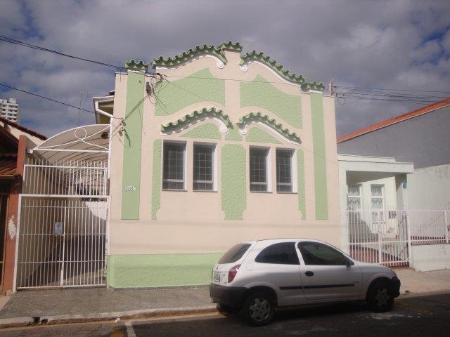 Casa comercial para locação, Centro, Jundiaí.