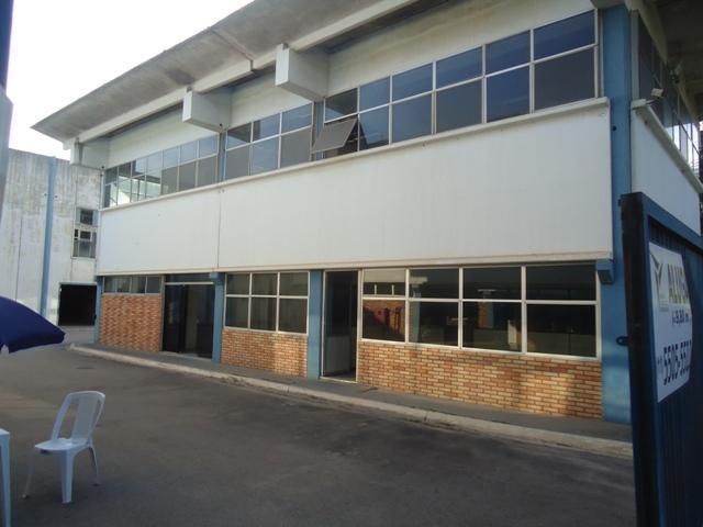 Galpão comercial para venda e locação, Distrito Industrial, ...