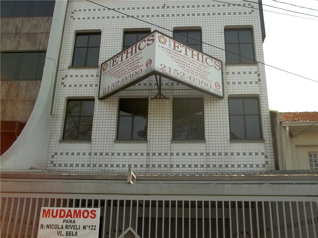Prédio comercial à venda, Anhangabaú, Jundiaí - PR0020.
