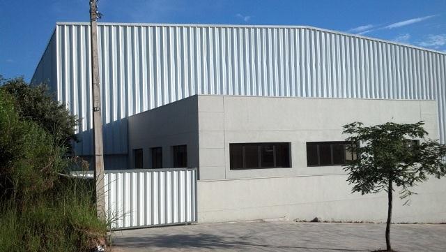 Galpão industrial à venda, Condomínio Principado de Louveira...