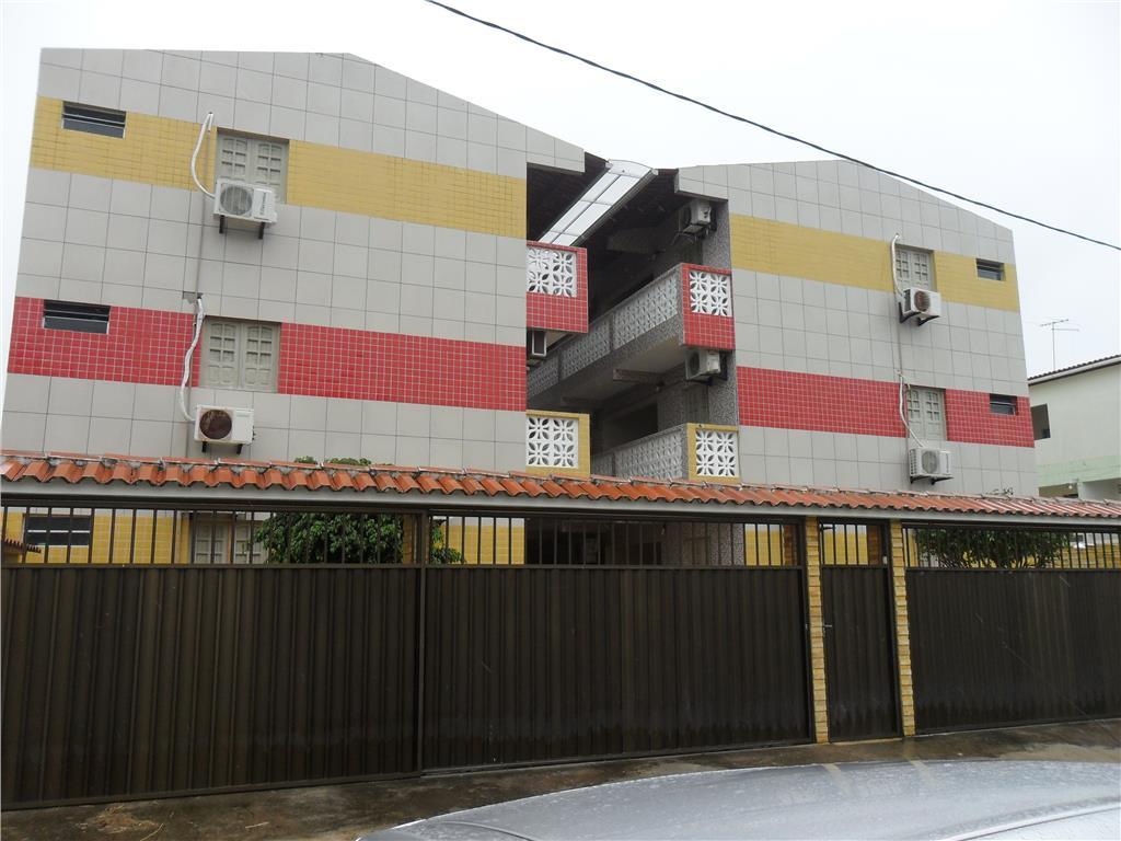 Apartamento  residencial para locação, Enseada dos Corais, C...