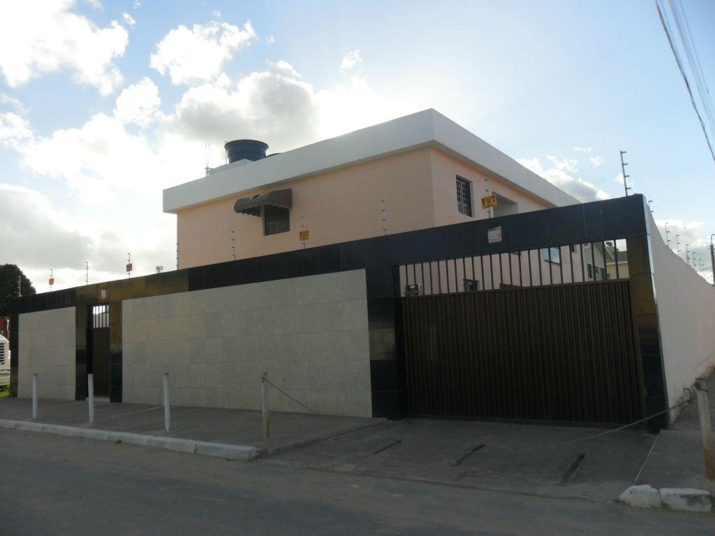 Apartamento  residencial para locação, Garapu, Cabo de Santo...