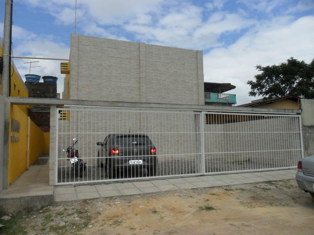 Apartamento residencial para locação, Cidade Garapu, Cabo de...