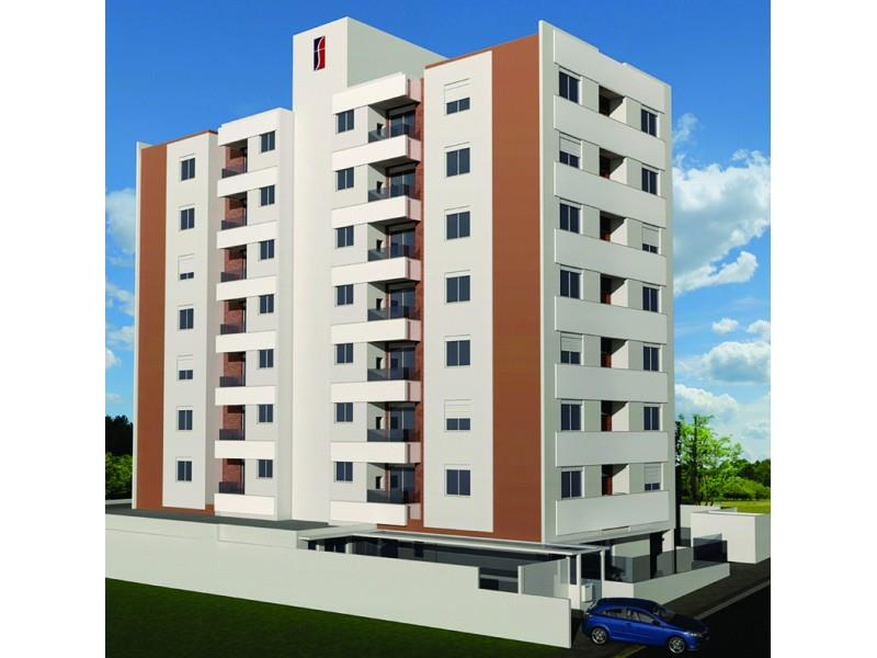 San Remo de 2 dormitórios em Capoeiras, Florianópolis - SC