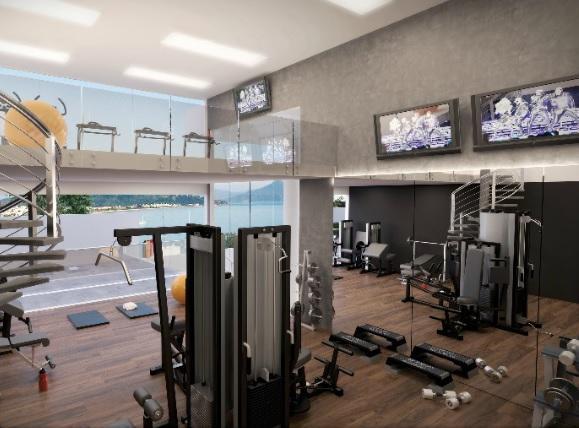 The View Club Residence - Jurerê de 3 dormitórios em Jurerê, Florianópolis - SC