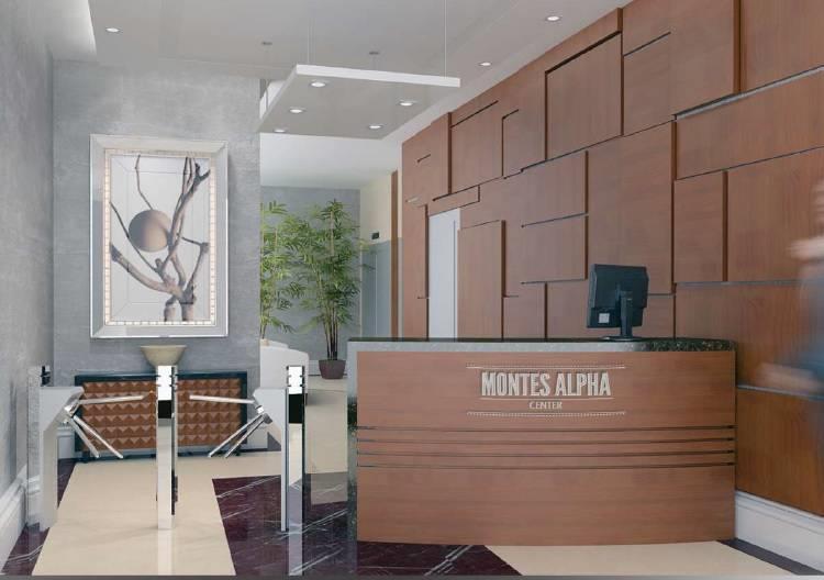 Montes Alpha Center em Centro, Florianópolis - SC