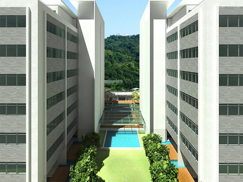 Techno Towers em João Paulo, Florianópolis - SC