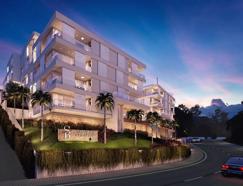 San Blas Residence de 3 a 4 dormitórios em João Paulo, Florianópolis - SC