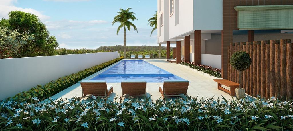 Dunas Do Leste Ii de 2 a 3 dormitórios em Novo Campeche, Florianópolis - SC