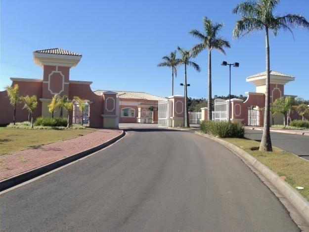 Terreno residencial à venda, Condomínio Reserva Santa Isabel...