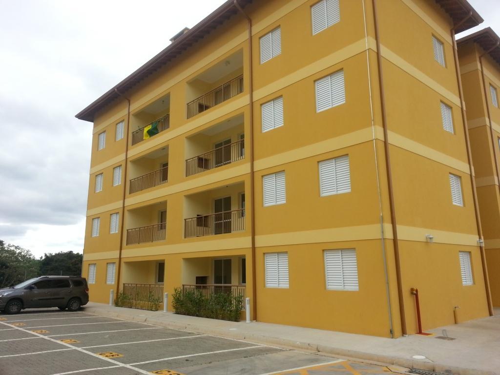 Apartamento residencial para locação, Condomínio Europa, Vin...