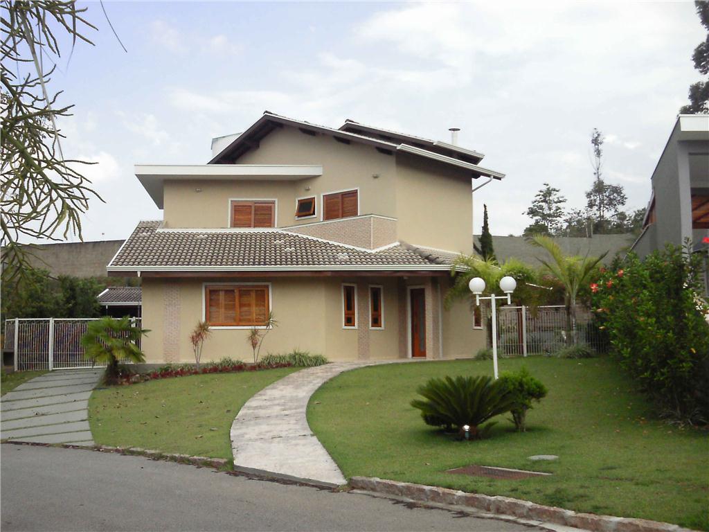 Casa residencial à venda, Condomínio Jardim Europa, Vinhedo ...