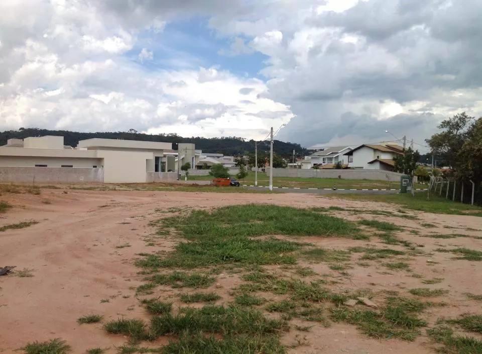 Terreno residencial à venda, Condomínio Bosque dos Cambarás,...