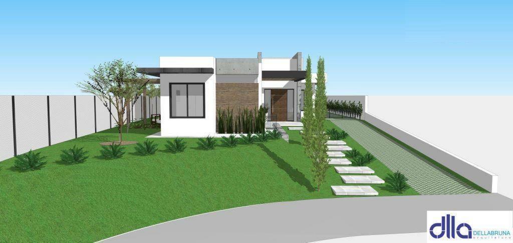 Casa residencial à venda, Condomínio Campo de Toscana, Vinhe...