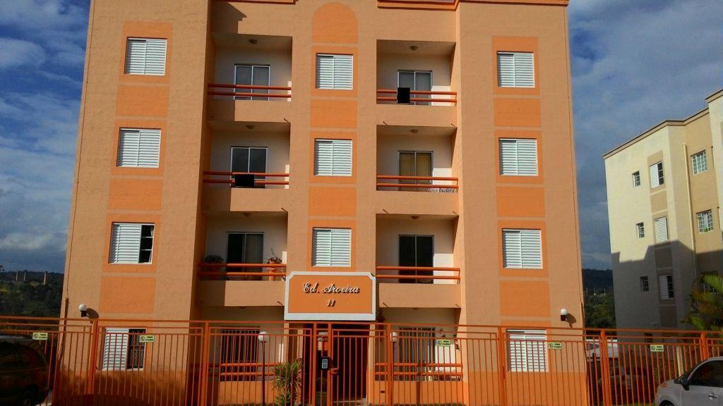 Apartamento residencial à venda, Ponte Alta, Valinhos.