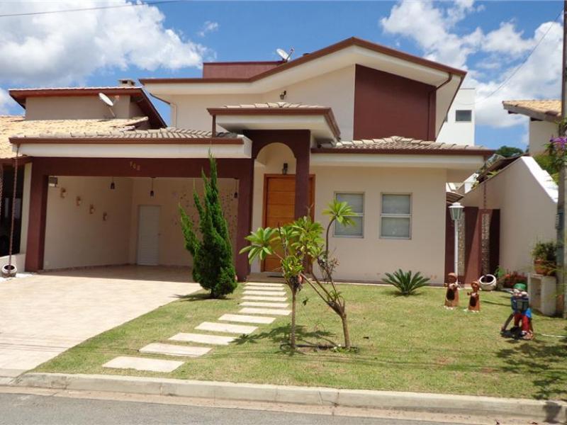 Casa residencial à venda, Condomínio Jardim América, Vinhedo...