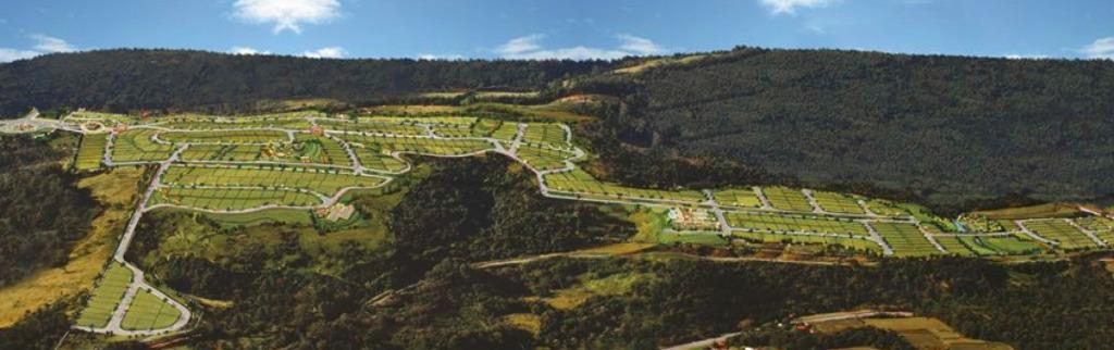 Terreno residencial à venda, Condomínio Campo de Toscana, Vi...
