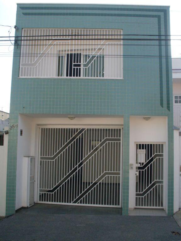 Casa residencial à venda, Vila Gardiman, Itu.