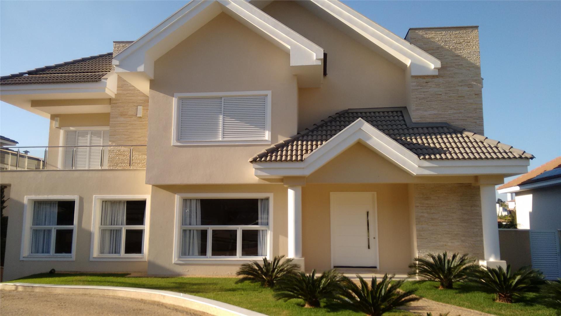 Casa residencial à venda, Condomínio Jardim Plaza Athéneé, I...