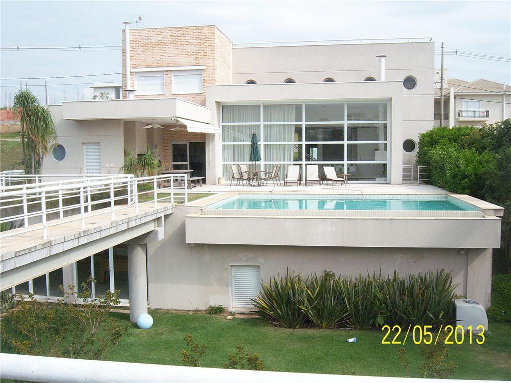 Casa residencial à venda, Condomínio Plaza Atheneé, Itu.