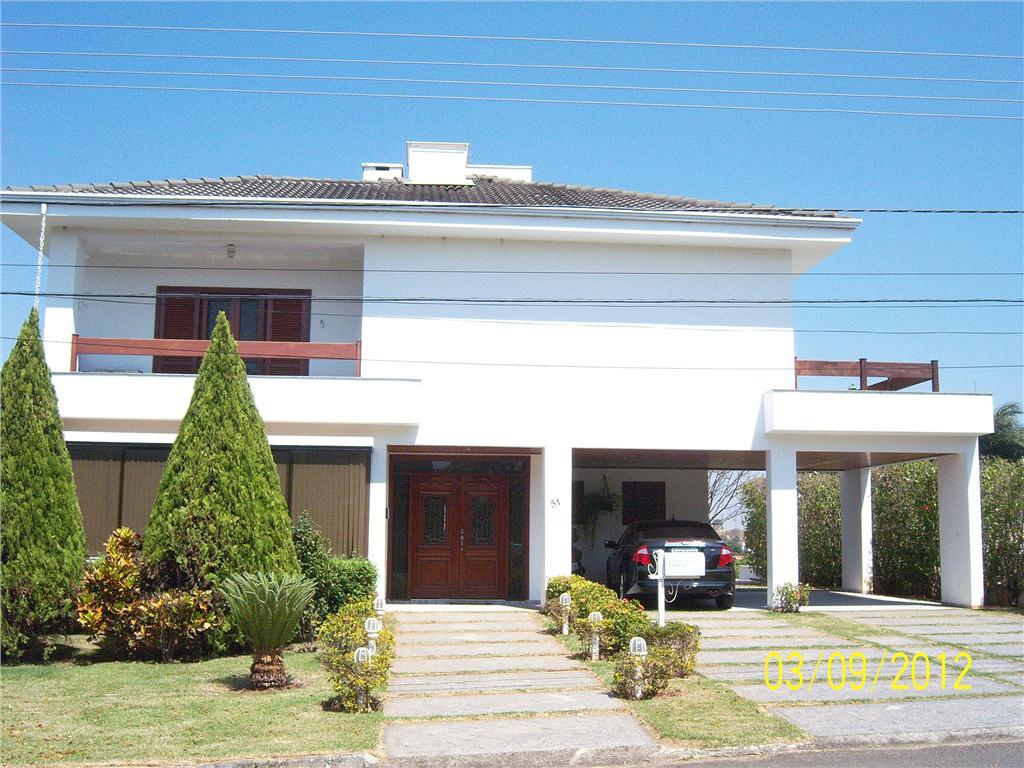 Casa residencial à venda, Campos de Santo Antônio, Itu.