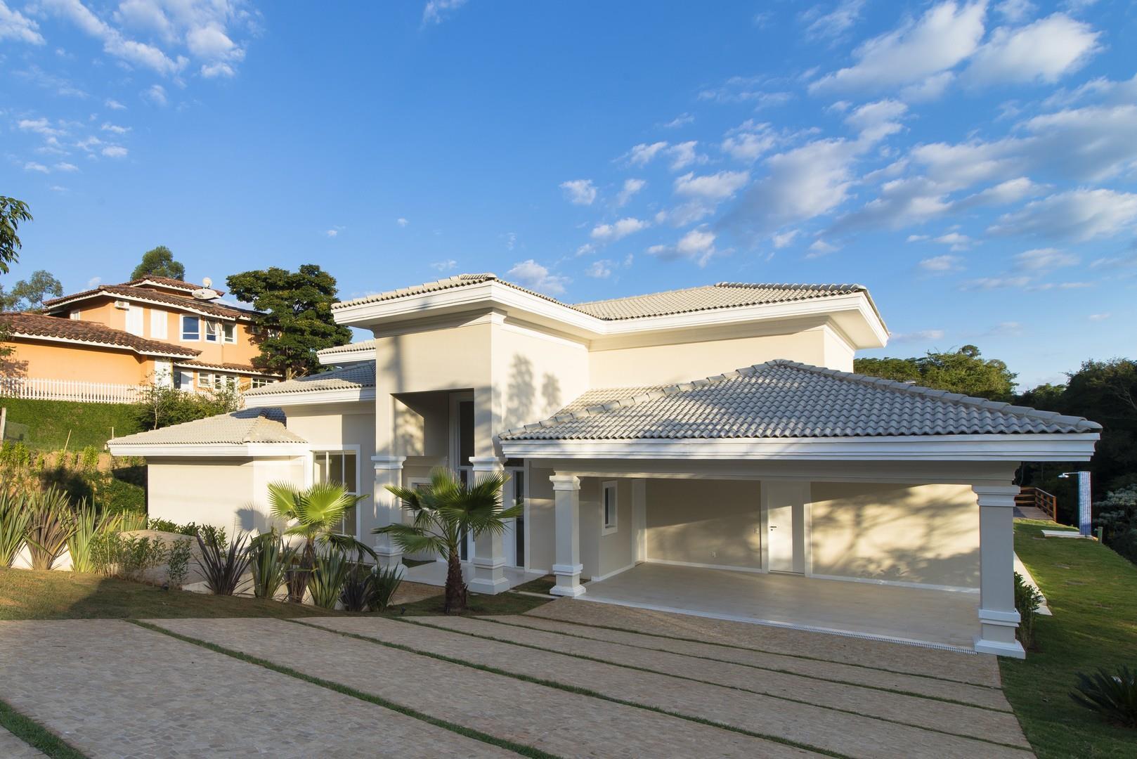 Casa residencial à venda, Condominio Fazenda Vila Real de It...