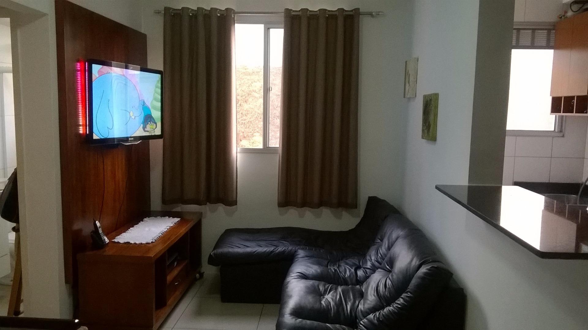 Apartamento residencial à venda, Jardim São José, Itu.