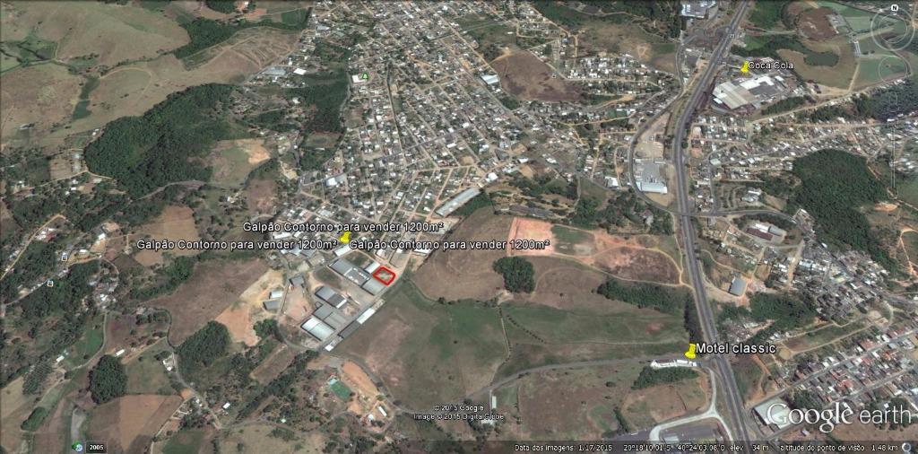 Galpão, Itaquarí, Cariacica (GA0033) - Foto 8