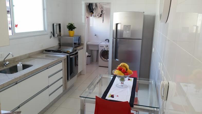 Cobertura 3 Dorm, Campo Grande, Santos (CO0100) - Foto 5