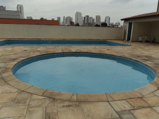 Cobertura à venda, Vila Bertioga, São Paulo