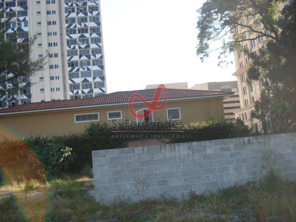 Terreno Padrão à venda, Jardim Europa, São Paulo