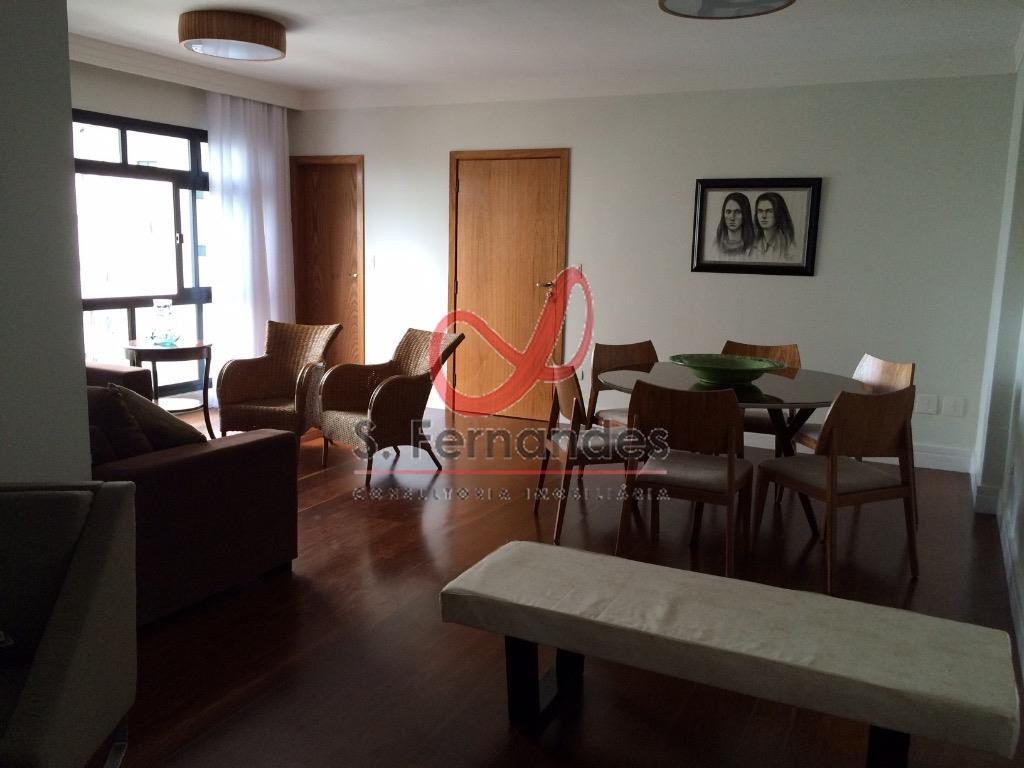 Apartamento Padrão à venda, Boqueirão, Santos