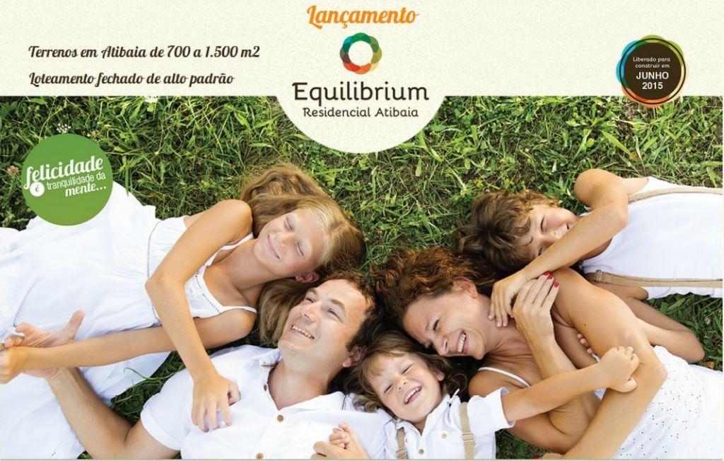 Equilibrium Residencial Atibaia